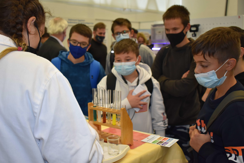 Hat iskolánk is részt vett a műszaki pályaválasztó fesztiválon